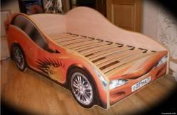 Чертж — детская кровать машина — Детская мебель — Чертежи — Скачать модели чертежи мебели и фурнитуры —