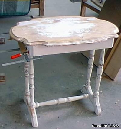 Старая мебель или вторая жизнь в обновленном интерьере — Разное — О мебели — Мебель и интерьер — Мебель и и