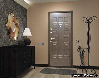 Металлические двери — выбор установка — Разное — О интерьере — Мебель и интерьер — Мебель и интерьер своим