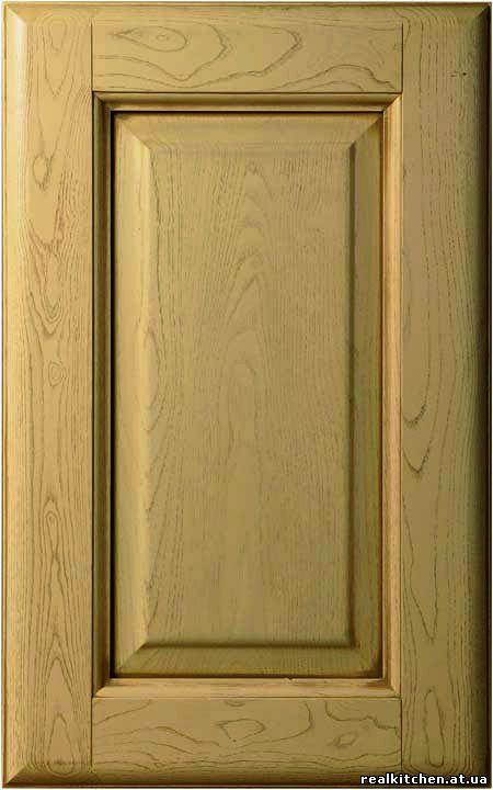 Деревянный фасад мебельный